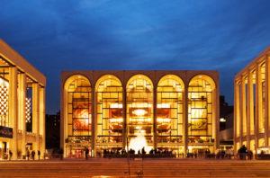 metropolitan opera lincoln center